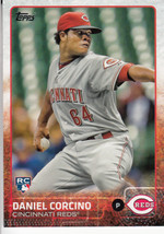 Daniel Corcino 2015 Topps Series 1 Rookie Card #209 - $0.99