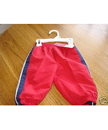 Carter's boys active long pants NWT 23.00 3 months 3M - $7.71