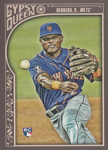 Dilson Herrera 2015 Topps Gypsy Queen Rookie Card #171 - $0.99