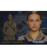 Padme Amidala 2006 Topps Star Wars Evolution Card #47 - £0.75 GBP