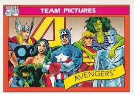 Avengers 1990 Marvel Comics Card #138 - $0.99