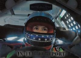 Danica Patrick 2011 Press Pass Stealth In-Flight Report Card #IF-9 - $0.99