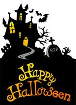 Haunted Halloween House Cross Stitch Pattern***L@@K*** - $4.95