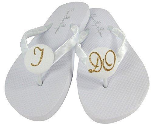 6e3dc0931b89 I Do Bling Glitter Flip Flops for the and 26 similar items. 413t2 vy87l.  sl1500