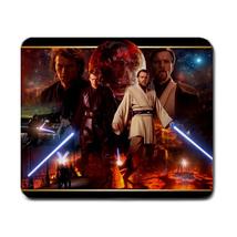 Anakin Skywalker Darth Vader Obi Wan Star Wars Non Slip Washable Mouse P... - $6.99