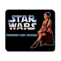Princess Leia Organa Star Wars Force Awakens Non Slip Washable Mouse Pad... - $6.99