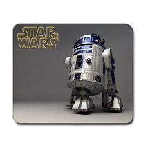 R2D2 Droid Star Wars Force Awakens Non Slip Washable Gaming Optical Mous... - $6.99