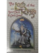Lord of the Rings Tarot Deck - $17.82