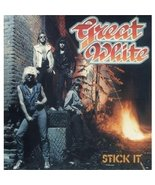Stick It [Audio CD] Great White - $300.00