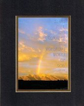 Stand Still and Consider the Wondrous Works of God - Job 37:14. . . 8 x ... - $10.39