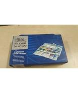 Reeves Winsor & Newton Cotman Water Colours Pocket Plus-12 Half Pens - $18.00