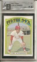 1972 Topps #774 Luis Alvarado GAI 7.5 NEAR MINT+ - $22.72