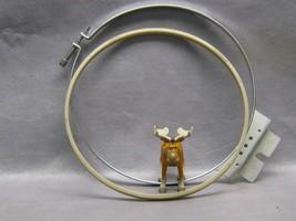 """Barudan Meistergram M800 XLC 10"""" Metal Embroidery Hoop w/ Plastic Insert - $49.49"""