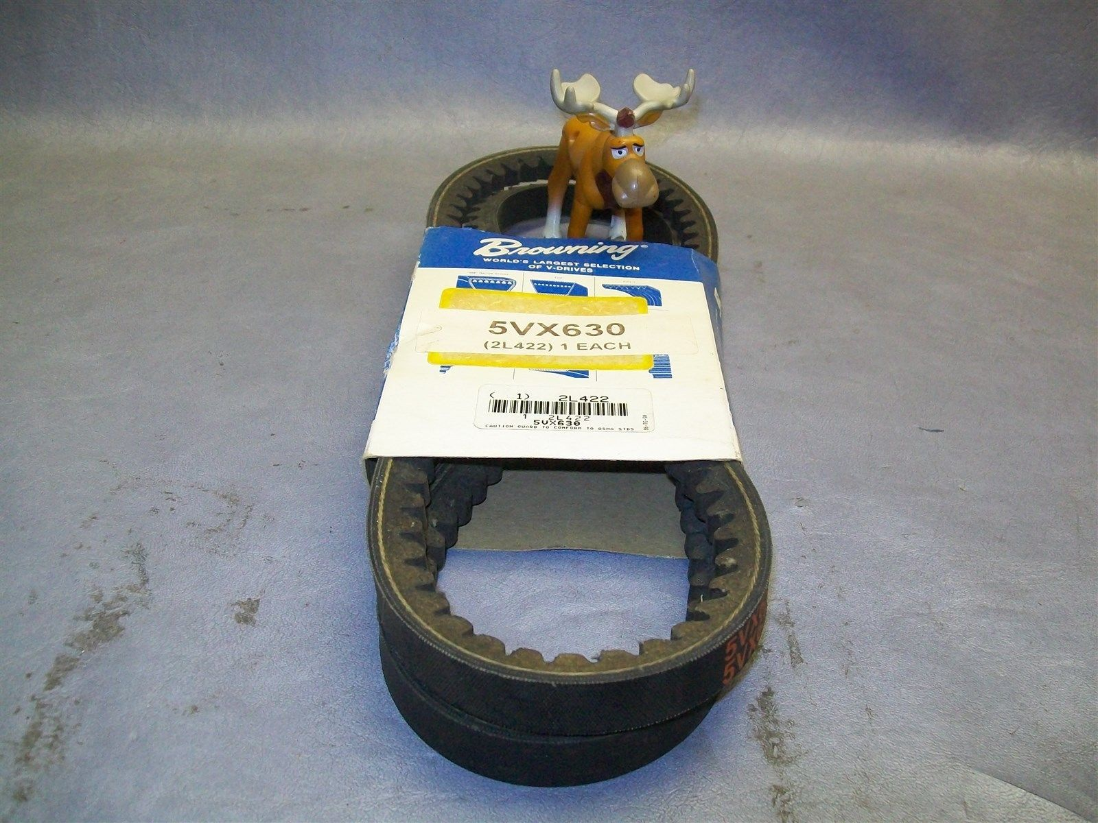 Browning 5vx630 Belt And 37 Similar Items Timing Pulley S L1600