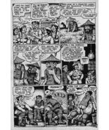 > The Re-education of  Robert Crumb, plate b... - $15.45