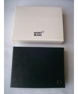 Montblanc Meisterstuck Card Holder Wallet 7167 Empty Box - $23.95