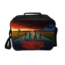 Stranger Things Lunch Box Series  Lunch Bag Welcome To Hawkins - $17.99