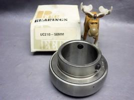 Peer UC210-50MM Insert Bearing w/ 2- Set Screws - $100.00