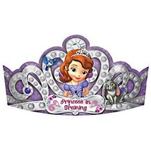Sofia The First Party Tiaras (8 Count)  - $4.94