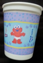BABY ELMO Sesame Street Party Cups Supplies 1st First Birthday Decoration NEW - $4.90