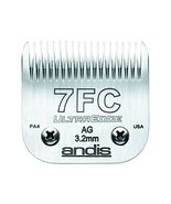 Andis 64121 Carbon-Infused Steel UltraEdge Dog Clipper Blade, Size-7FC, ... - $38.69