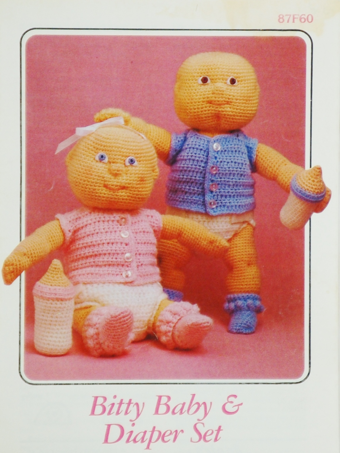 Annies Pattern Club Vintage Bitty Baby & and 49 similar items