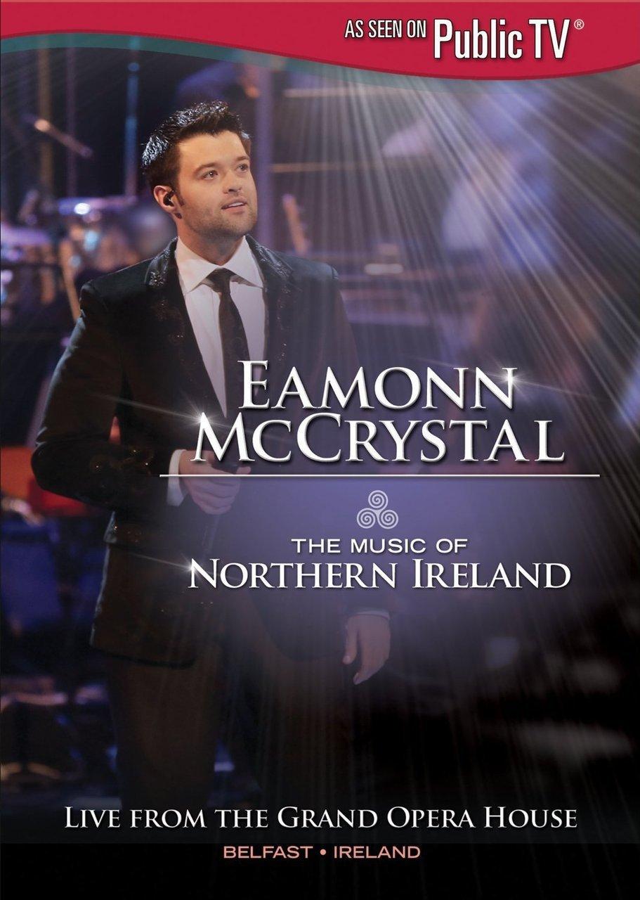Eamonn mccrystal   the music of northern ireland   dvd