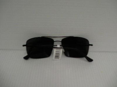 8d4d260d74 Authentic Cole Haan sunglasses square polarized lenses metal frame gray  lenses