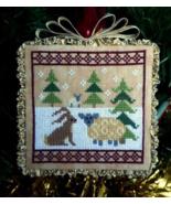 While Shepherds Watch Holmsey Hare Bartholomew cross stitch Stitcher Ano... - $6.00
