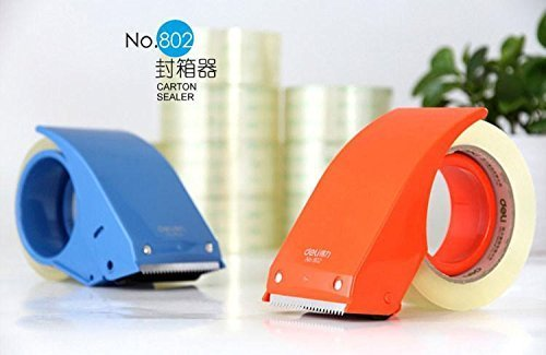 Handheld Packing Parcel Adhesive Tape Dispenser Carton Sealer - One Item W/ra...