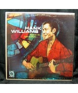 Hank Williams Wait for the Light to Shine 1960 MGM E3850 - $7.99
