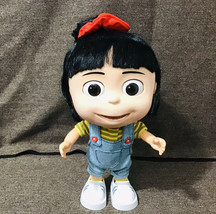 "Despicable Me 2 Talking Agnes Doll 12"" Moves Thinkway Toys R Us Exclusiv... - $138.60"