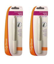 Sally Hansen Beauty Tools, Ahead of The Curve, Sapphire File (Pack of 2) - $14.99