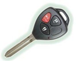 Toyota 89070-0T030 Remote Control Transmitter for Keyless Entry and Alar... - $118.79