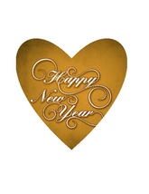 Happy New Year NC-Digital Clipart  - $3.85