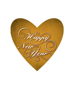 Happy New Year NC-Digital Clipart  - $3.85