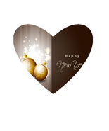 Happy New Year ND-Digital Clipart  - $2.00