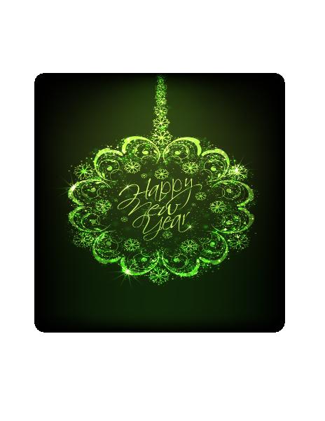 Happy New Year NE-Digital Clipart
