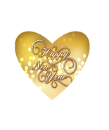 Happy New Year NF-Digital Clipart  - $3.85