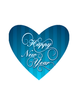 Happy New Year NG-Digital Clipart  - $2.00