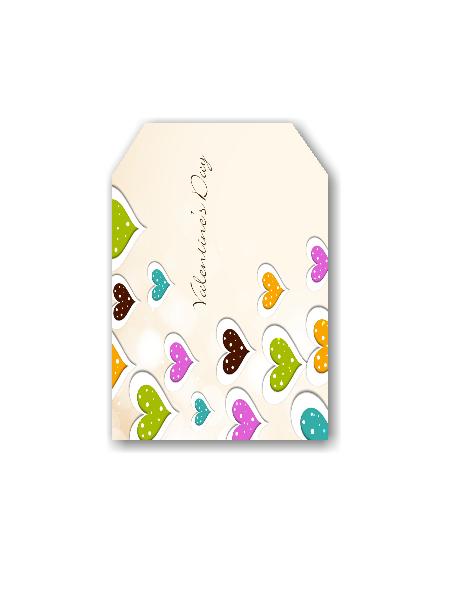 AC-Valentine Background Shape-Digital Clipart