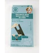 """Doggy Waste Bags Heavy Duty Greenbrier Kennel Club 42 Bags (13"""" X 11"""") - $5.00"""
