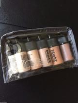 KETT Cosmetics Hydro Foundation makeup kit - 6ml Size - 10 Bottles - Free Bag - $159.99