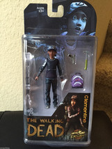 The Walking Dead Clementine Mcfarlane Figure Action Toy in Color Variant - $49.29