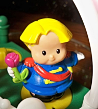 Brand NEW! Fisher Price Little People CASTLE Night at Ball PRINCE  - $8.99