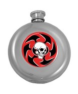Skull Hip Flask (5 oz) - $18.99