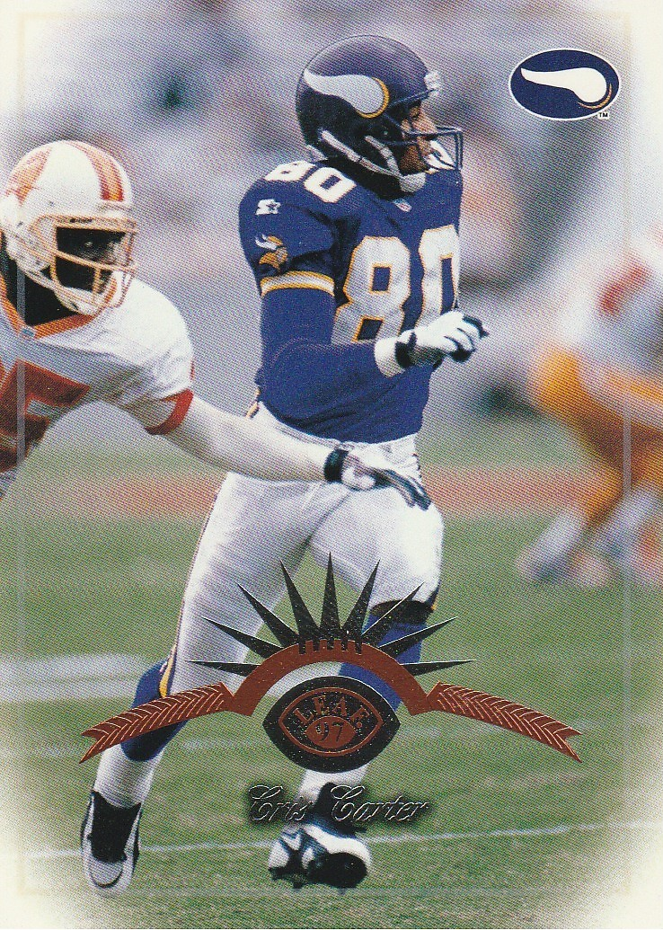 Primary image for 1997 Leaf #31 Cris Carter