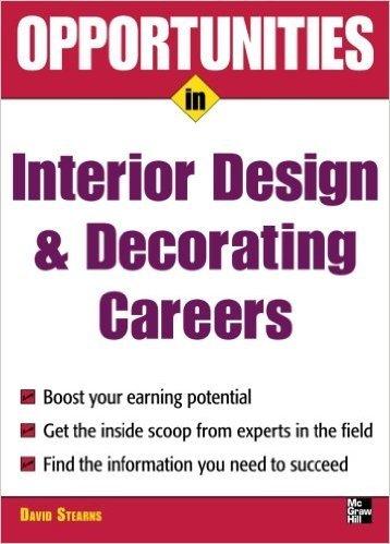 Opportunities in interior design...