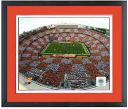 Neyland Stadium University of Tennessee 2015 - 11x14 Matted/Framed Photo - $42.95