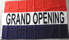 GRAND OPENING SALE EVENT SIGN NYLON POLYESTER FLAG 3 X 5 FEET - $7.47